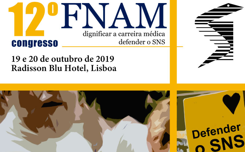 Cartaz do Congresso Nacional da FNAM
